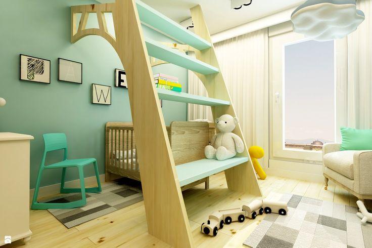 Pokój dziecka styl Nowoczesny - zdjęcie od design me too - Pokój dziecka - Styl Nowoczesny - design me too