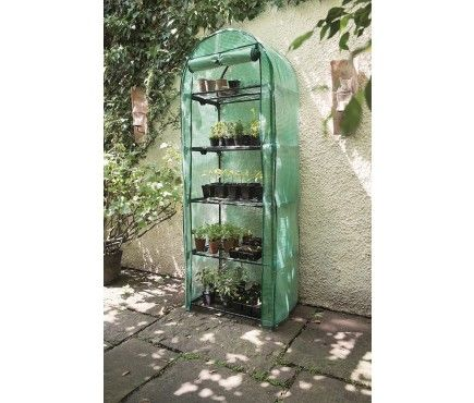 gardman 4 tier mini greenhouse instructions