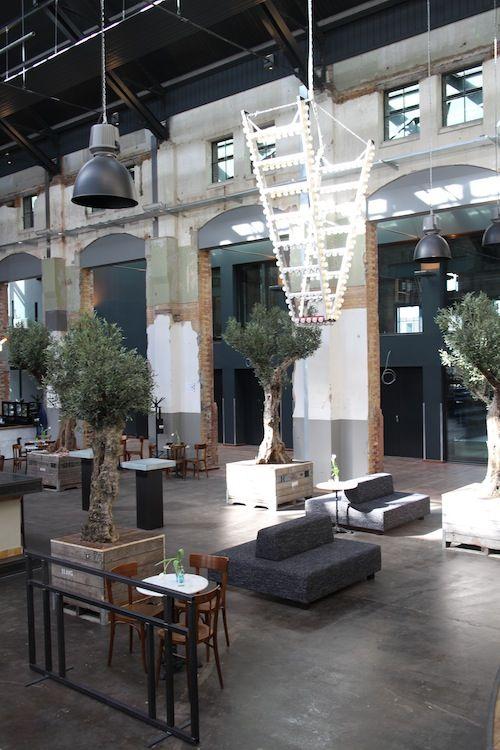 Khotinsky Dordrecht, lo vintage industrial en el bistro Holandes