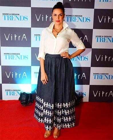 Neha Dhupia in ILK separates