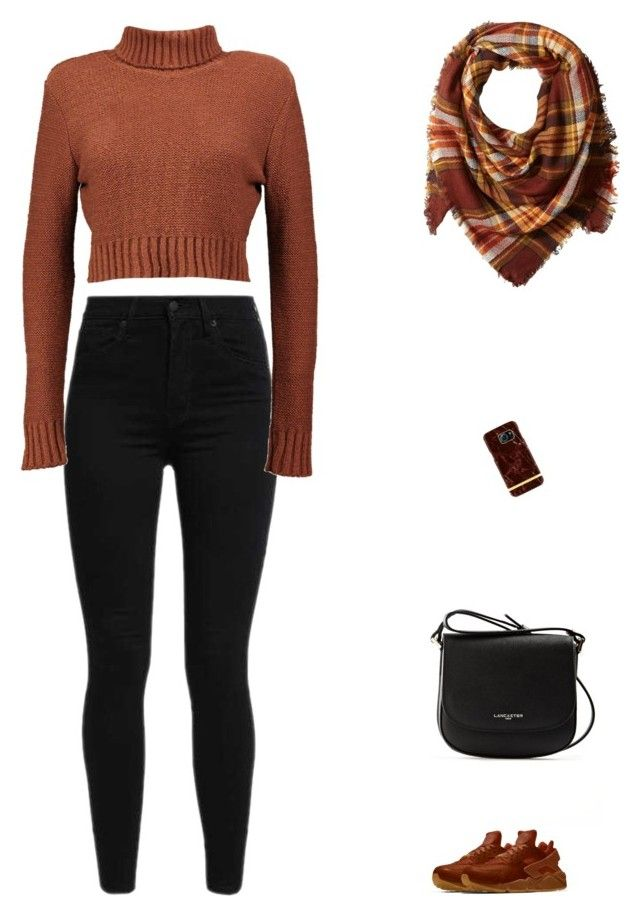 """""""Untitled #118"""" by celmad on Polyvore featuring Levi's, Boohoo, Lancaster, La Fiorentina and Richmond & Finch"""