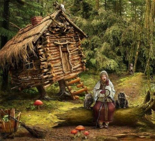 """hammer-ov-thor: """" Slavic paganism and witchcraft """""""