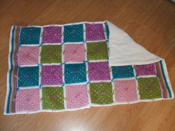 Scraps Floor mat