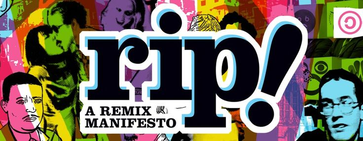 Film Screening of Rip! A Remix Manifesto movie at Open Access Week at Centennial College Libraries 2015.