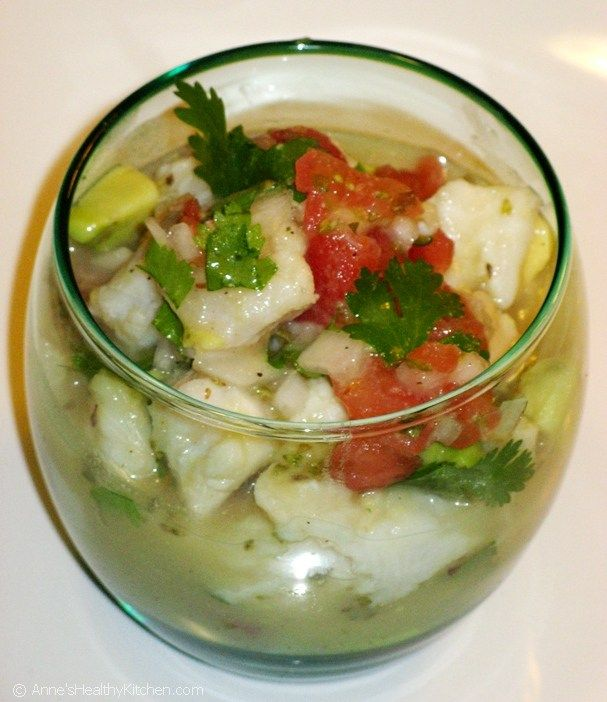 ceviche-mexican | Healthy cooking at home :-) | Pinterest