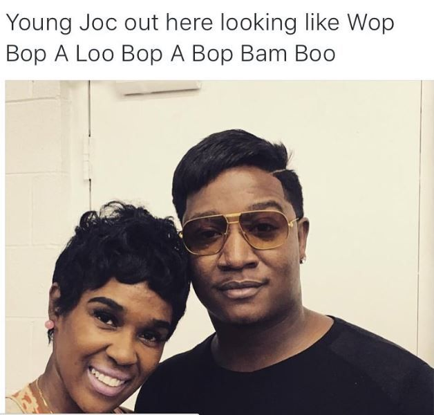 Be Honest! Are You Here For Young Joc's New Hairstyle? - Black Hair Information
