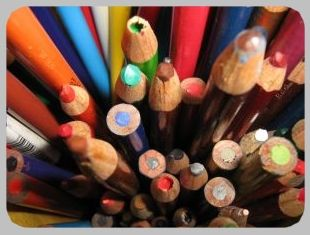 50 inspiring art blogs - this one got me out of my creative rut last year during the spring....I'm back at it again with gusto. Check it out...