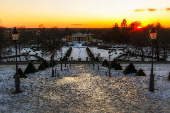 Photo Of The Day: Uppsala Botanical Gardens, Sweden | Gadling.com