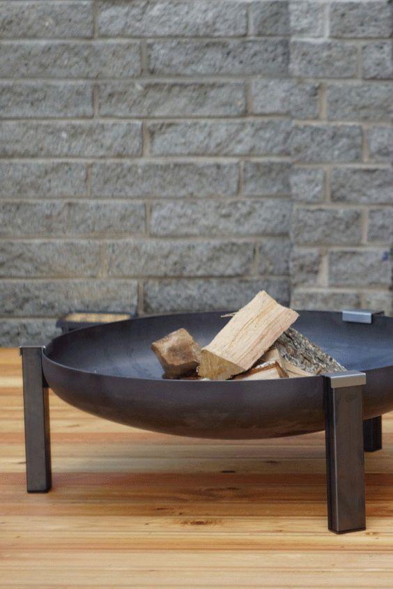 ber ideen zu feuerstelle garten auf pinterest. Black Bedroom Furniture Sets. Home Design Ideas