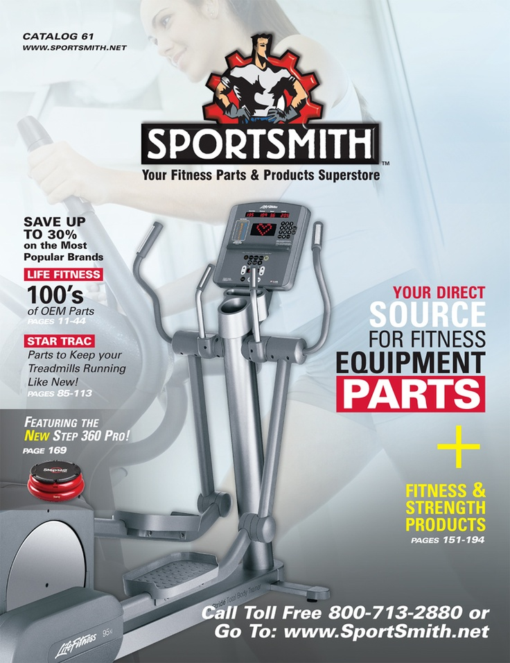 Sportsmith Catalog 61 cover