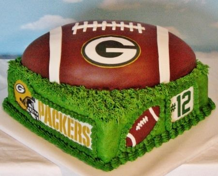 packers need this cake for my birthday