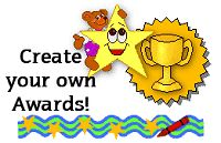 Personalize and print certificates for all different achievements and reasons