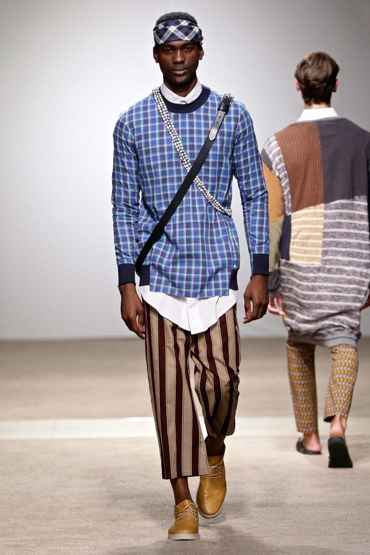ALC Menswear AW17: Look 15 -- Photo: Simon Deiner at South African Menswear Week