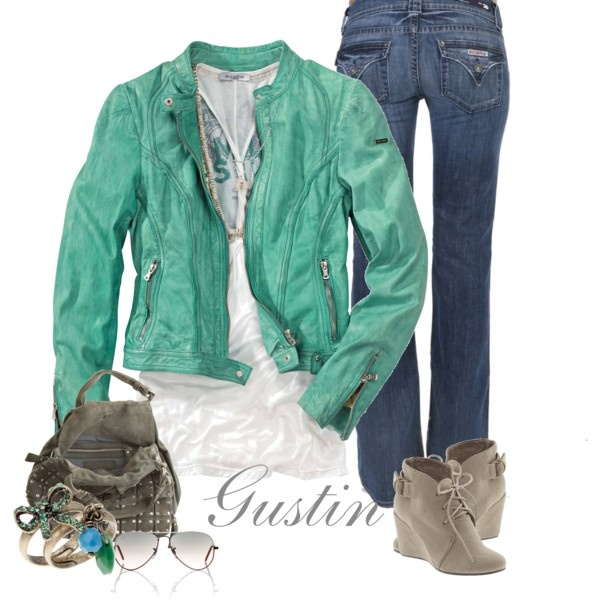 Very cute!Fashion, Mint Green, Style, Bomber Jackets, Fall Outfit, Leather Jackets, Cute Jackets, Teal Jackets, Dreams Closets
