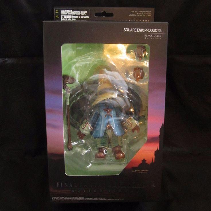 Final Fantasy IX Play Arts Vivi Ornitier Figure