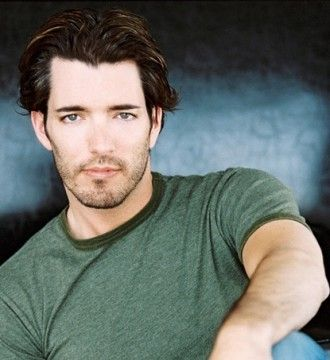 Be still my heart....Jonathan Scott (Property Brothers)....
