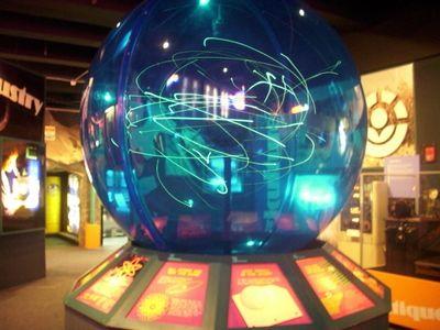 Oak Ridge Museum of Science and Energy.  My hometown of Oak Ridge, TN