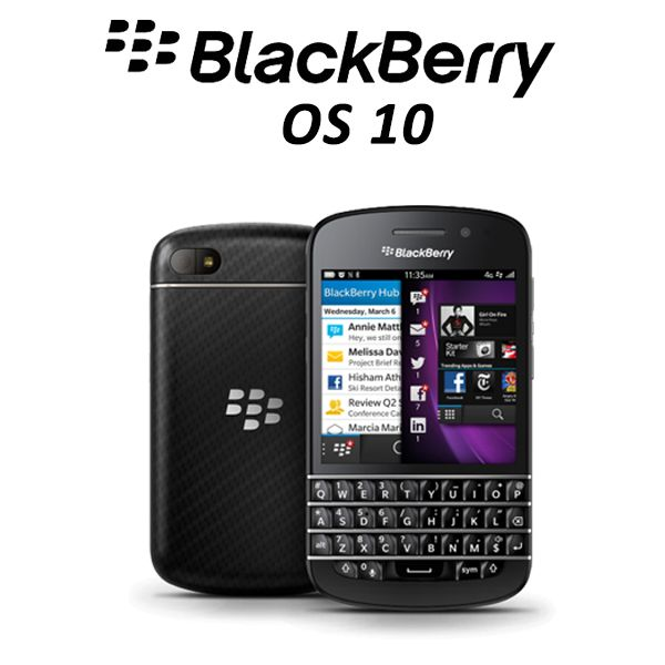 BlackBerry OS 10.1.0.2030 Now Available on Blackberry Q10 Smartphone