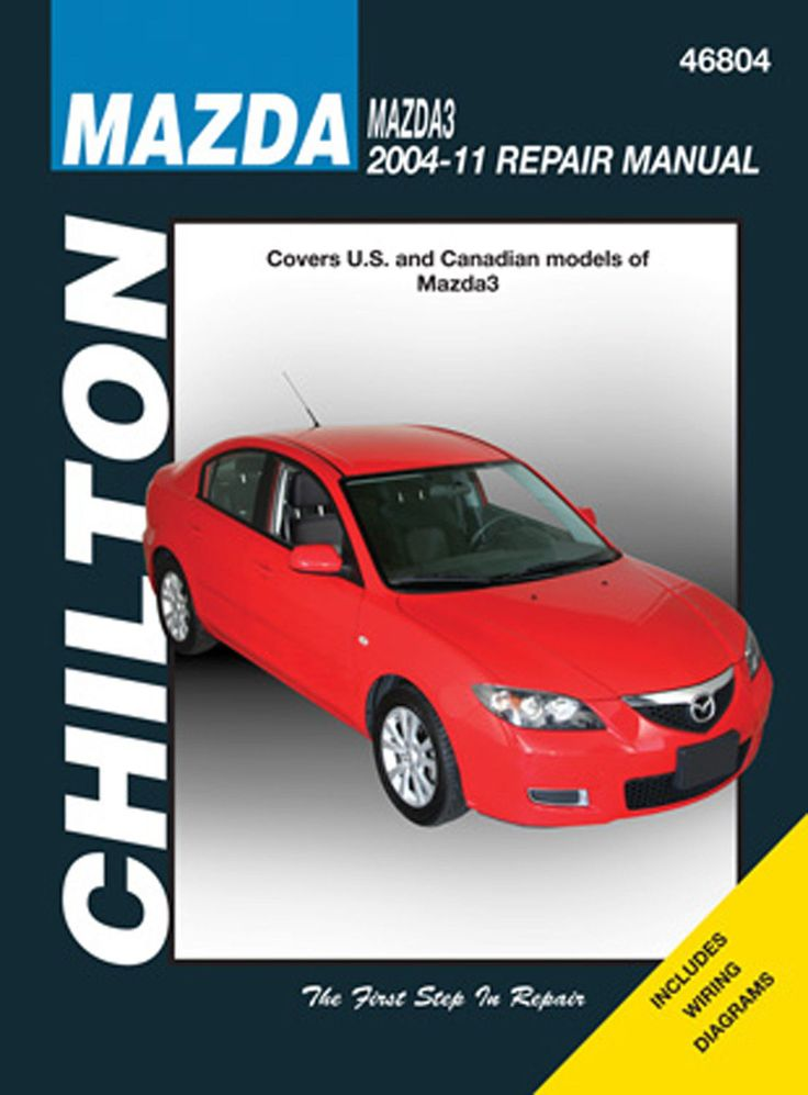 7 best 2002 mazda b4000 images on pinterest mazda repair manuals manualspro repair manual chilton 46804 fits 04 11 mazda3 httpst fandeluxe Choice Image