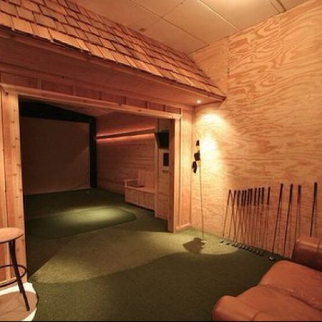 Man Cave Urban Key : Best golf man cave ideas on pinterest indoor