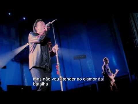 U2 Sunday Bloody Sunday [legendado em português BR]