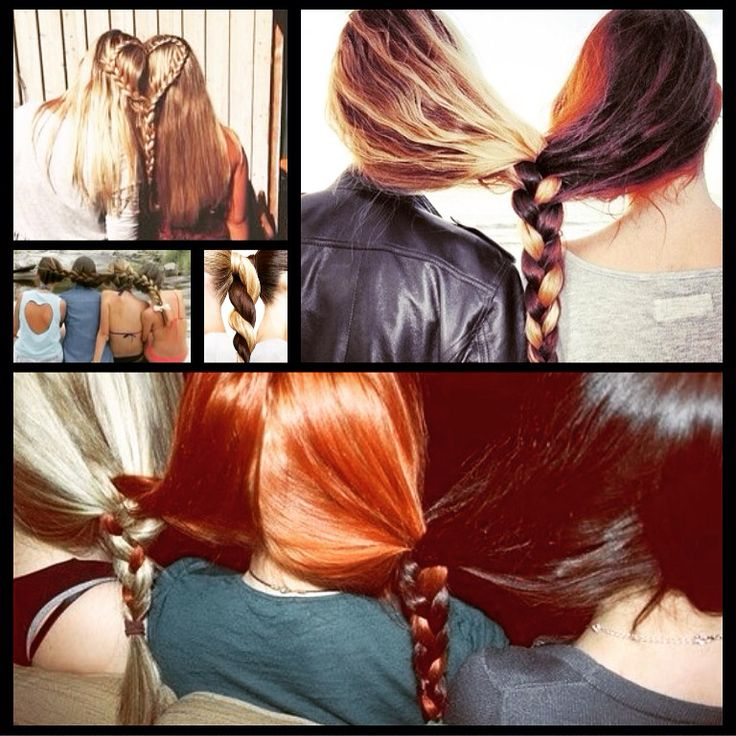 Share your hair! Buy a friend a Flip-In Hair...