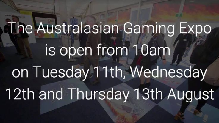 What to expect at this year's Australasian Gaming Expo.