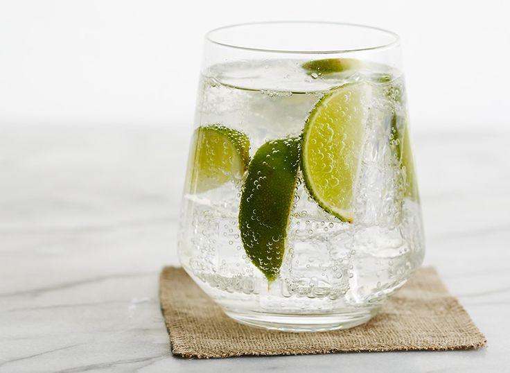 Enjoy a Ketel One Vodka & Soda, a vodka soda recipe using Ketel One® Vodka and club soda.