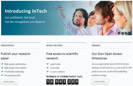 Libri e Riviste Scientifiche: Leggi e scarica da InTechOpen ( clicca l'immagine x leggere il post )