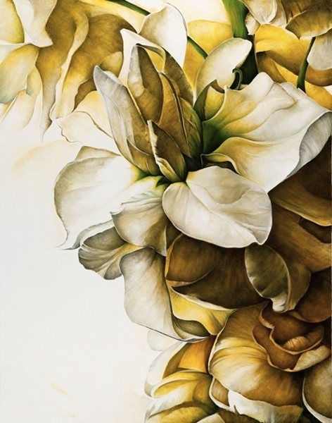 Kindness Shared by Lynne Harkes available at http://www.creativeartsgallery.com/art/paintings/botanical-(9)/kindness-shared/ - £3800