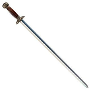 Cold Steel Gim Sword with Hardwood Scabbard