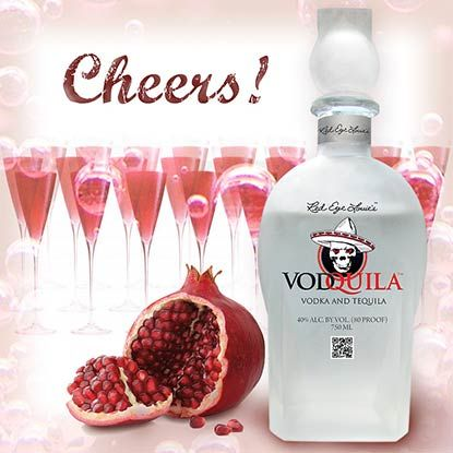 Vodquila - Vodka and Tequila mix