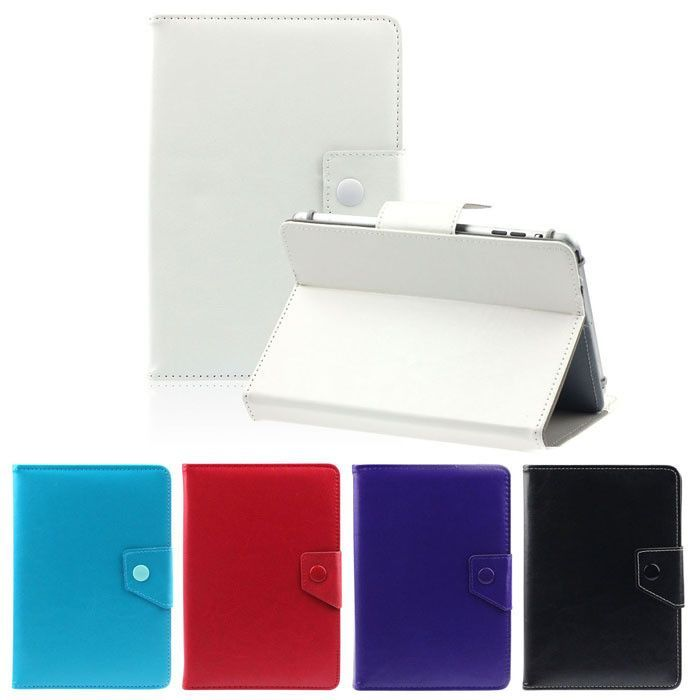 New Universal Crystal Leather Stand Cover Case For 8 Inch Tablet PC Zina520