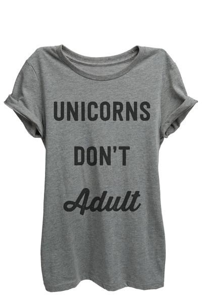 Unicorns Don't Adult
