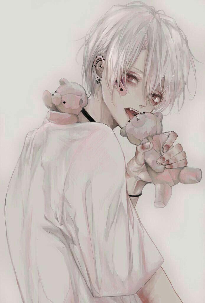 Anh Otaku Anime Boy