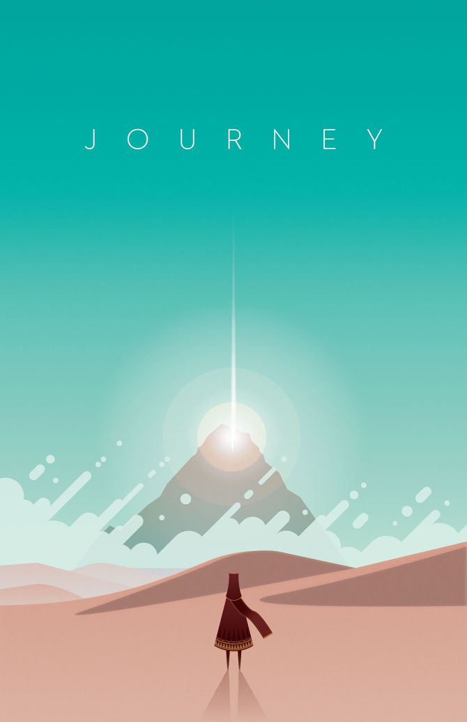 Journey – Created by Connor McShane in Illustration