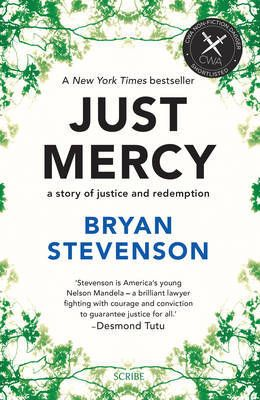 criminal justice questions in just mercy a book by bryan stevenson Notable work, just mercy: a story of justice and redemption parent(s), howard  & alice stevenson website, bryanstevensoncom bryan a stevenson (born  november 14, 1959) is an american lawyer, social justice activist,  bias against  the poor and minorities in the criminal justice system, especially children he has .