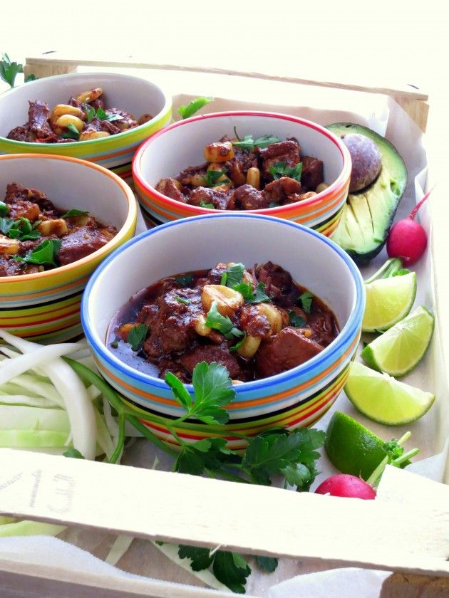 Easy Pressure Cooker Posole One Pot Meal