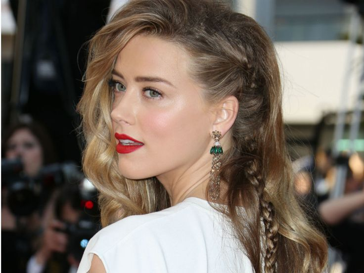 Amber Heard's Style Has Changed Since Dating Johnny Depp | Marie Claire