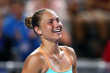 Kateryna Bondarenko 2016 Australian Open - Day 3