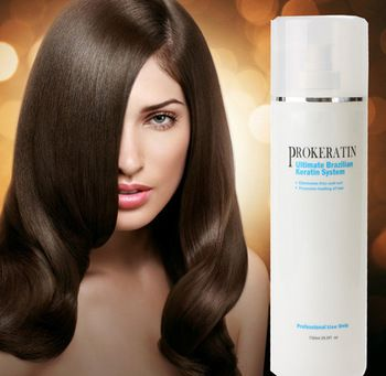 750ML Brazilian keratin straightening treatment diy at home,keratin hair straightening smoothing,shining