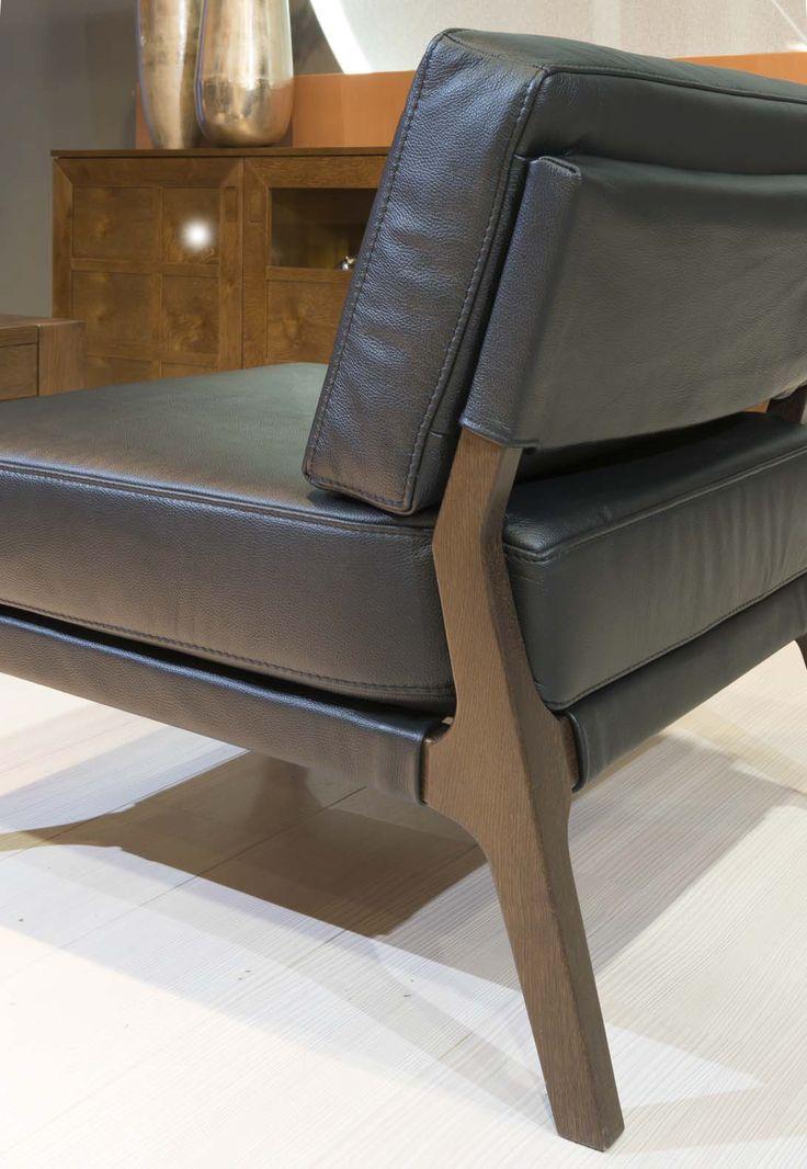 Armchair from K28 Callifornia collection designed by Klose Fotel z kolekcji K28 Callifornia - Klose
