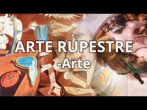 ▶ Rupestre - Historia del Arte - Educatina - YouTube