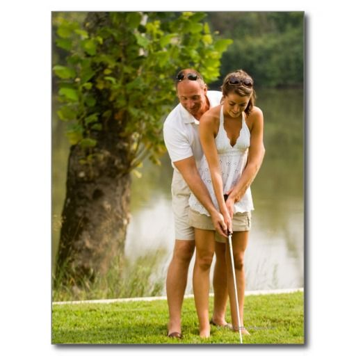 Learn to play golf together. | Ways to Connect with your Spouse ...