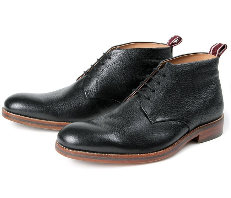 Lenin is a smart looking addition to our range of chukka boots. A classic design which has been enhanced with the use of a stamped leather and contrasting boot tab. Sitting on a leather sole with moulded rubber inlay, the Lenin is a boot fit for any occasion and one that has a lasting appeal.