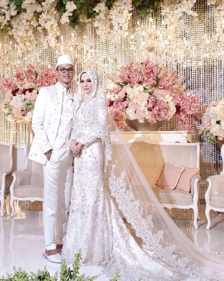 966 best muslim wedding dress images on pinterest muslim for Wedding dresses for muslim brides