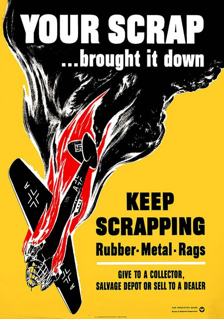 Your Scrap...brought it down -