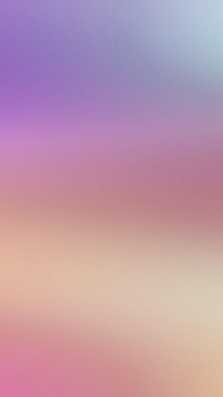 Blue Pink Purple Pastel Color Gradation Color