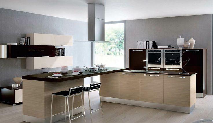 13 best Cocinas images on Pinterest Kitchen modern, Kitchen - nobilia küchenfronten farben