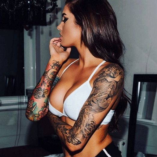 Lauren Houldsworth - Inked Magazine ;-)~❤~